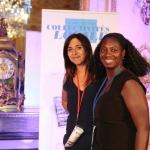 Aude Portet de Newsco Events et Blandine Klaas, rédactrice en chef adjointe de la Revue des collectivités locales.