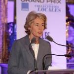 Caroline Cayeux, présidente de Villes de France.