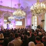 Salons de Boffrand au Palais du Luxembourg.