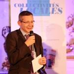 Jérôme Yomtov, secrétaire général de numéricable –SFR, partenaire du Grand Prix de la Revue des collectivités locales.