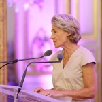 Caroline Cayeux, sénateur maire de Beauvais