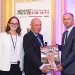 Grand Prix de la Revue des Collectivités Locales 2016 au Sénat