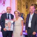 Mont-de-Marsan, vainqueur du Grand Prix en compagnie de Caroline Cayeux, sénateur maire de Beauvais