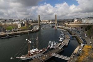 panorama di Brest